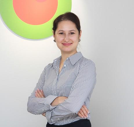 Эльмира Прокопьева, главный специалист отдела по работе с партнерами Компании «Брусника»